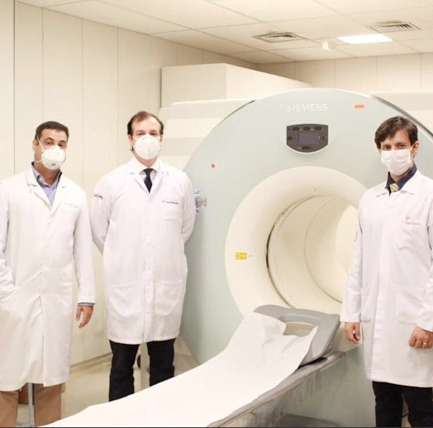 Feito primeiro exame de Pet Ct PSMA de Mato Grosso do Sul na clinica Di Imagem