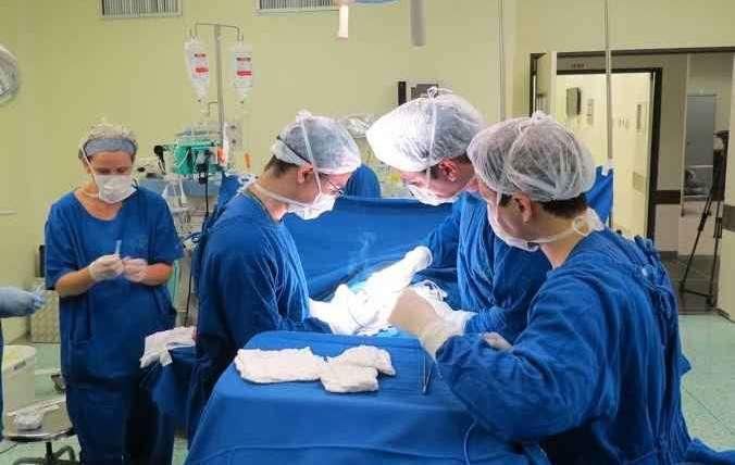 Ministério da Saúde habilita equipe médica de MS para transplante de rins e córneas