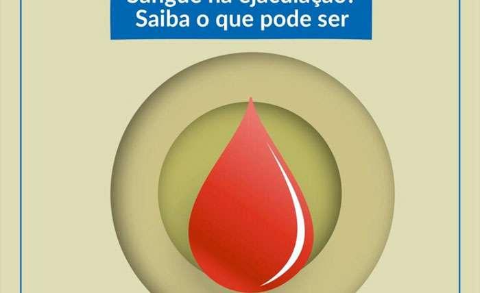 Sangue na ejaculação, saiba o que pode ser